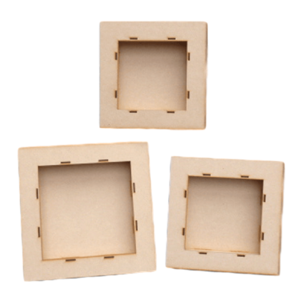 45mm Deep Box Frames - from