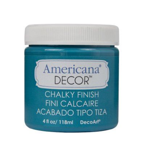 Americana Decor Chalky Finish Paint Escape