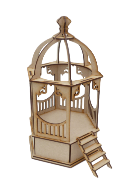 Gazebo Money Box